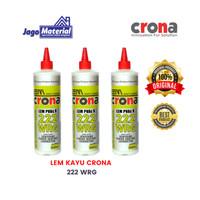 Lem Kayu Crona 222 WRG 600 gram