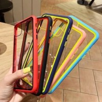 FOR REDMI NOTE 8, NOTE 8 PRO, NOTE 9, NOTE 9 PRO -TWO COLOR BUMPERCASE