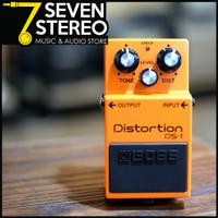 Efek Guitar Boss DS-1 Distortion Pedal DS1