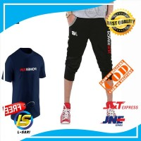 Celana Jogger Training Pendek New Balance