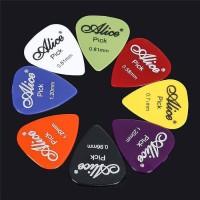 Pick Gitar Akustik Pick Alice Guitar Pick Pik Gitar Bass Akustik