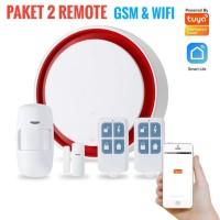Alarm rumah wifi Tuya Smart Life Sensor Gerak