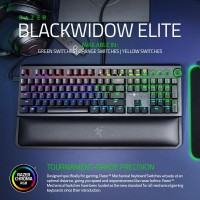 Razer Blackwidow Elite - Gaming Keyboard