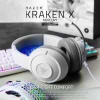 Razer Kraken X Mercury - Gaming Headset