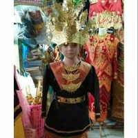 Baju Adat Anak Sumatra Utara