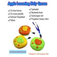 Apple Learning Holy Quran Mainan Edukasi Anak Muslim
