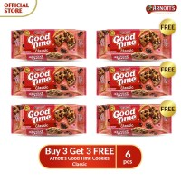 Buy 3 Get 3 FREE Arnott's Good Time Cookies Classic