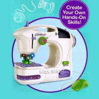 Mainan Edukasi Anak Mesin Jahit Mini Appliance Set NO.6992A Sewing