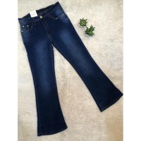 Realpict Celana Panjang Jeans Wanita Cutbray 31 32 33 34