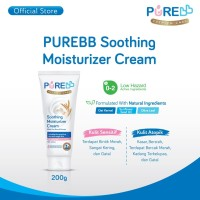 Pure BB Soothing Cream 200gr