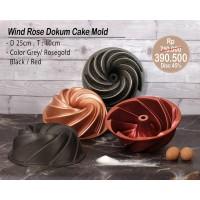 PERO WIND ROSE DOKUM CAKE MOLD GREY