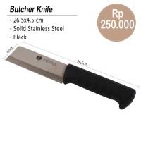 PERO BUTCHER KNIFE - BLACK