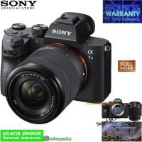 Sony Kamera Alpha a7III / ILCE- 7M3 Kit Lensa FE 28-70mm F3.5-56 OSS