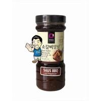 Chung Jung One Daesang BBQ Beef Galbi Marinade Sauce-Saus Iga 840 g