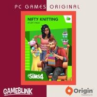 The Sims 4 Nifty Knitting Stuff PC/Mac Origin + DVD
