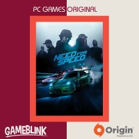 Need for Speed PC Original Origin + DVD