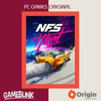 Need For Speed Heat PC Original Origin + DVD