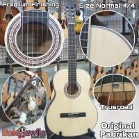 Gitar Klasik Classic Nylon SCORPION Cg200 Kualitas Gitar Yamaha C315