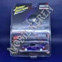 Johnny Lightning Bishop GG Intersport 2003 Mitsubishi Lancer Evolution