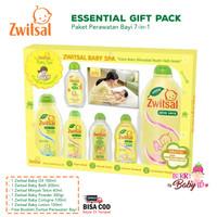Zwitsal Natural 7in1 Essential Gift Set Kado Bayi Perlengkapan Bayi