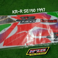 Striping KRR SE150 1997