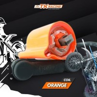 TK COIL RACING UNI ORANGE / BLACK EXCEL