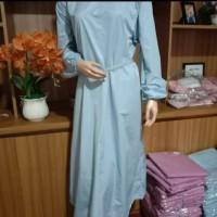 baju ok surgical gown plus tutup bahan Mayer premium