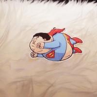 SYSCENT Parfum Mobil / Pengharum Ruangan Superhero DC Fat Superman