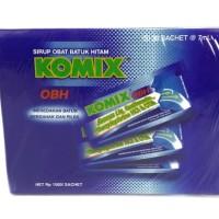 KOMIX OBH G SIRUP 7 ML