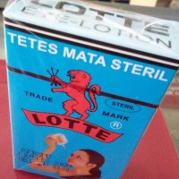 Lotte Eye Lotion 13ML
