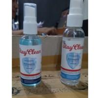 Hand Sanitizer Nova Spray Stay Clean 60ml