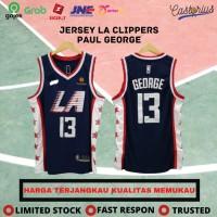 Baju Jersey Basket NBA Los Angeles Clippers Paul George #13 - S