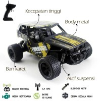 Mainan Mobil Remote Kontrol RC Adventure Car Tiger Dust Neo 2.4Ghz RTR