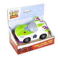 Mainan Anak Mobil Die Cast Toy Story 4 Free Wheel Cars Buzz Lightyear