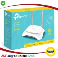 Tp-Link Tl-Wr840N : Wireless Router 300Mbps Versi 6.0 Ready Stock