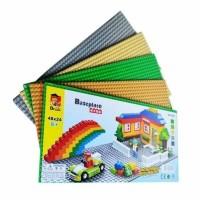 Mainan Anak Wange Baseplate Tatakan Lego Nano 24 x 48 Base Plate 8803