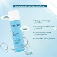 Wardah Lightening Face Toner 150ml