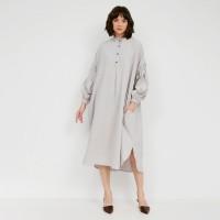 NONA Thrift Dress Grey