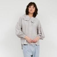 NONA Thrift Top Grey