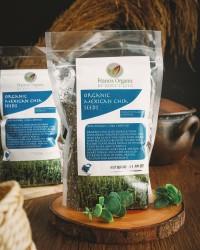 Organic Black Chia Seed Mexico / Chia Seed Mexico Organik ( 500gram )