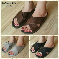 New!! Fitflop Crystal Slide for women