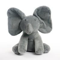 Boneka import gajah atau Elephant PEEK A BOO