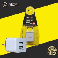 SPEED AND SMART CHARGER PINZY 2OUTPUT - ORIGINAL by PINZY - CHARGER HP