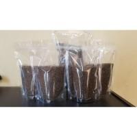 250 gr Black Chia Seed Chiaseed Organic Organik Asli Mexico Hitam