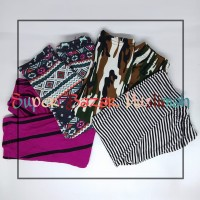 Celana Legging Anak Polos & Motif