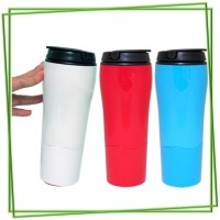 Mighty Mug Botol Minum Anti Tumpah