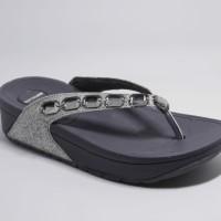 Sandal Kesehatan Empuk Nyaman Persis FITFLOP 228-22 GREY & BLUE