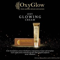 Oxyglow-glowing cream