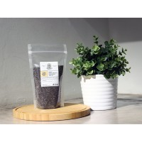 Black Chia Seed Mexico Organic / Organik 250G - Granola Addict Ingredi