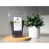 Black Chia Seed Mexico Organic / Organik 500G - Granola Addict Ingredi